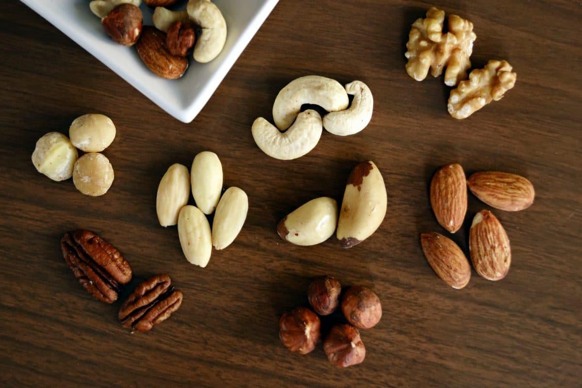 Gebrande noten